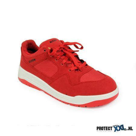 Elten Maverick Red Low ESD S3