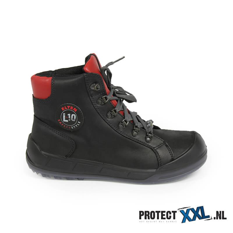 Werkschoenen Sneakers S3.Werkschoenen Elten Deluxe Mid Esd S3 Protectxxl