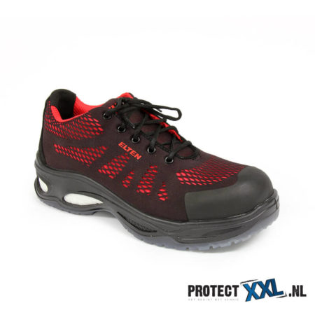 WERKSCHOENEN | ELTEN LOGAN RED LOW ESD S1