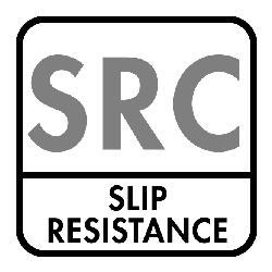 SRC is de hoogst haalbare antislip bescherming waaraan een veiligheidsschoen conform EN ISO 20345 kan voldoen