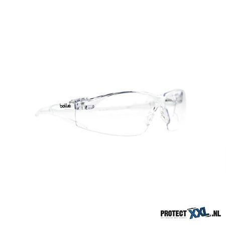 Bollé Rush veiligheidsbril heldere lens 3