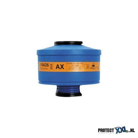 Spasciani 202 gas- en dampfilter AX