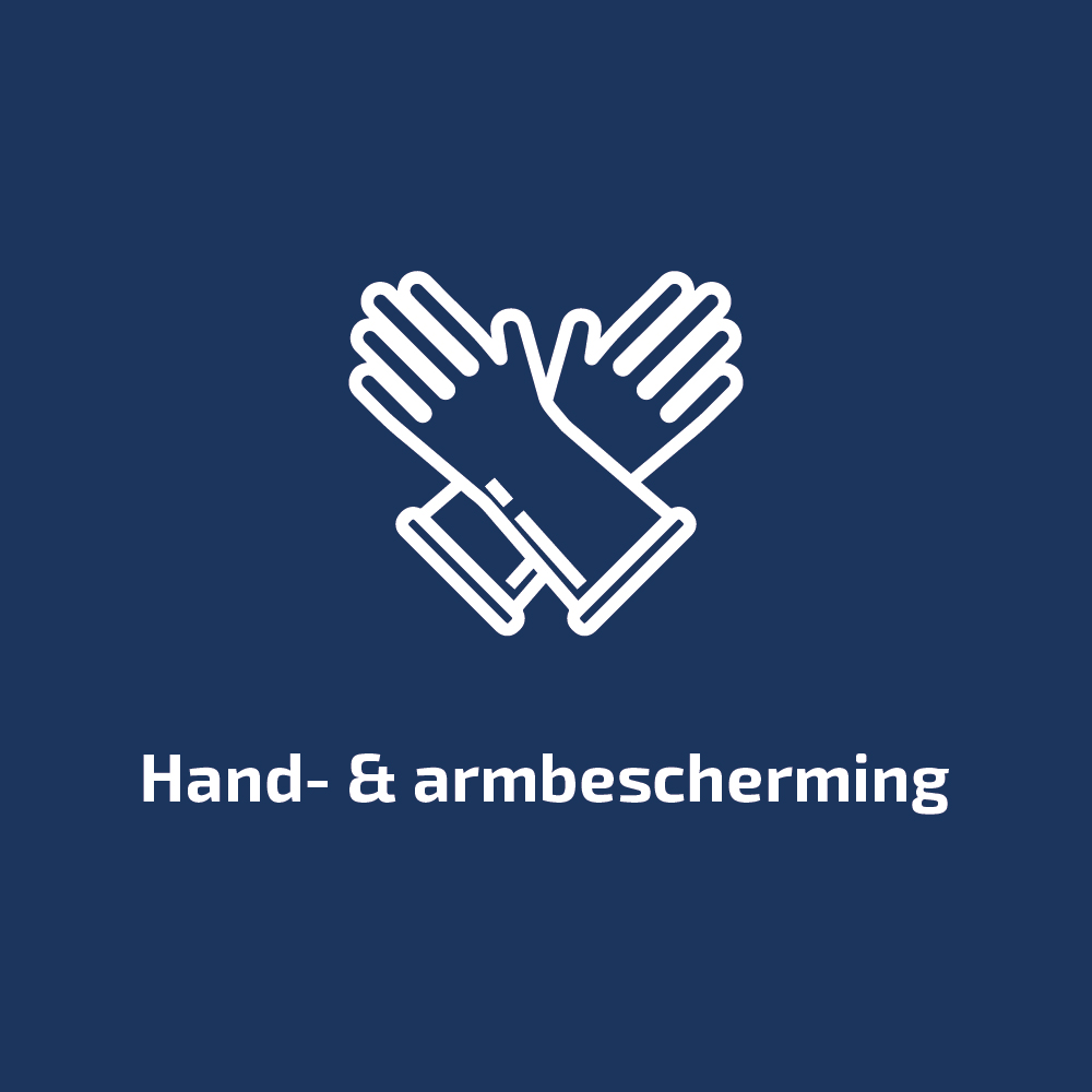 Arm- & handbescherming