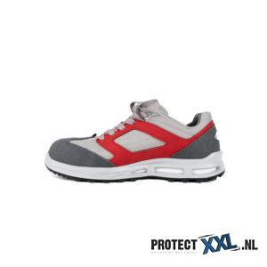 Elten Travis XXT Grey-Red Low ESD S2