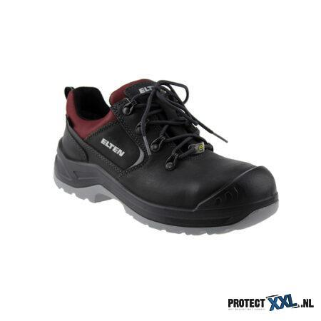 lten Lena GTX Black Red Low