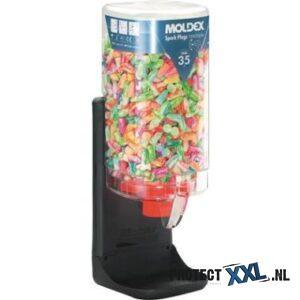 Moldex 785001 dispenser met 500 paar Spark Plugs oordoppen