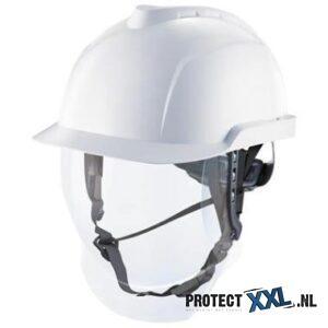 MSA V-Gard 950 ongeventileerde veilgheidshelm