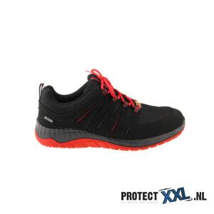 Elten Maddox Black Red Low O2