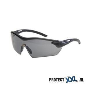 MSA Racer veiligheidsbril donkere lens